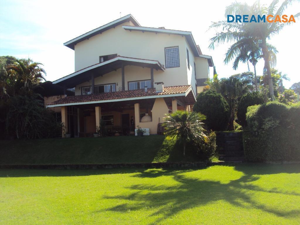 Casa 5 Dorm, Jardim Itaperi, Atibaia (CA1933) - Foto 2