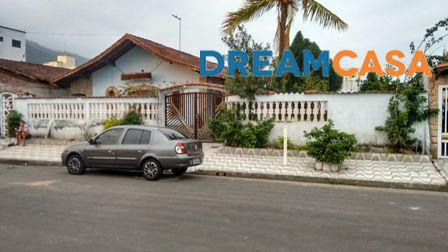Casa 4 Dorm, Solemar, Praia Grande (CA1936)
