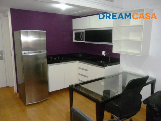 Flat 1 Dorm, Jardins, São Paulo (FL0146)