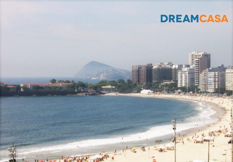 Apto 3 Dorm, Copacabana, Rio de Janeiro (AP4404)