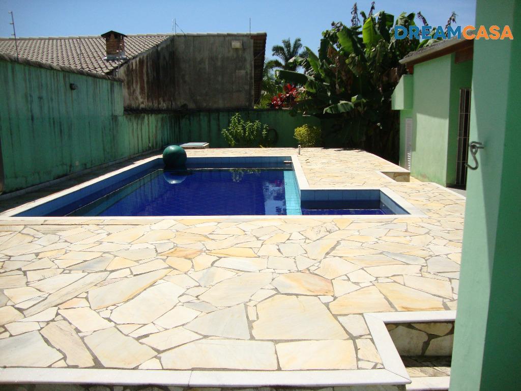Casa 4 Dorm, Porto Novo, Caraguátatuba (CA1969)