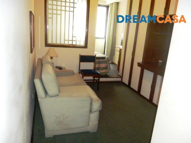 Flat 1 Dorm, Jardins, São Paulo (FL0151)
