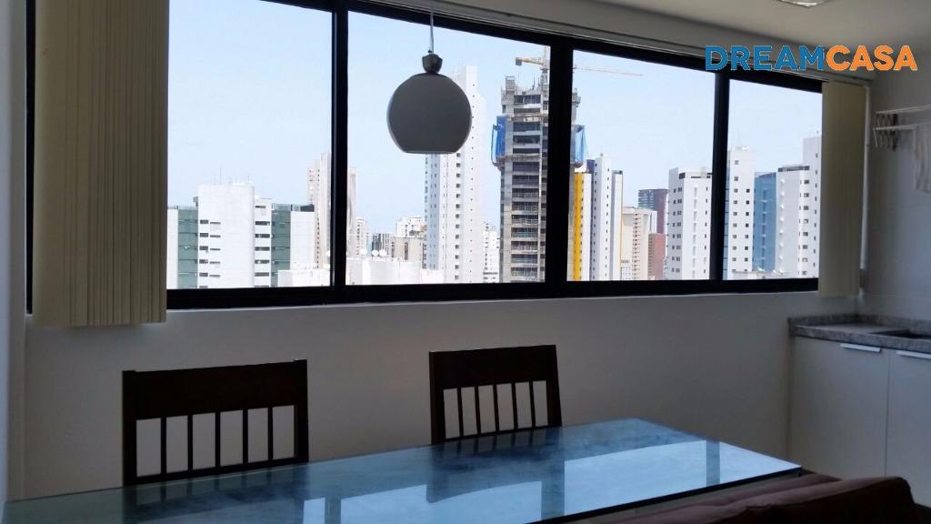 Imóvel: Apto 1 Dorm, Boa Viagem, Recife (AP4510)
