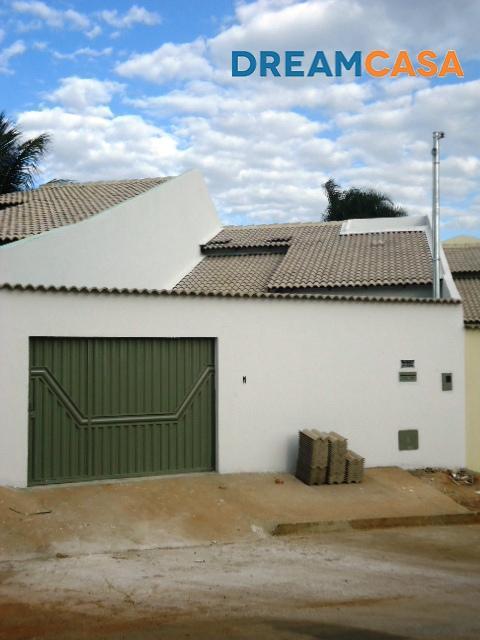 Casa 3 Dorm, Residencial Itaipu, Goiânia (CA1989)