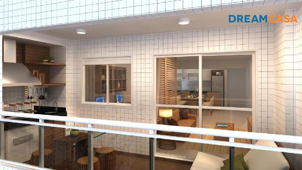 Rede Dreamcasa - Apto 1 Dorm, Macuco, Santos - Foto 3