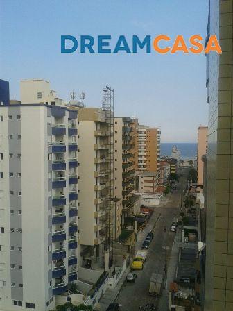 Apto 2 Dorm, Vila Guilhermina, Praia Grande (AP4580)