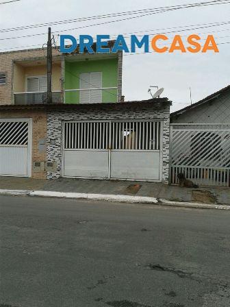 Casa 3 Dorm, Vila Mirim, Praia Grande (SO0238)