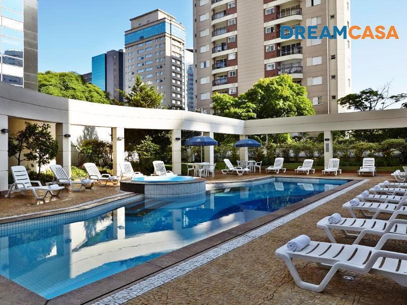 Flat 1 Dorm, Vila Olímpia, São Paulo (FL0130) - Foto 2