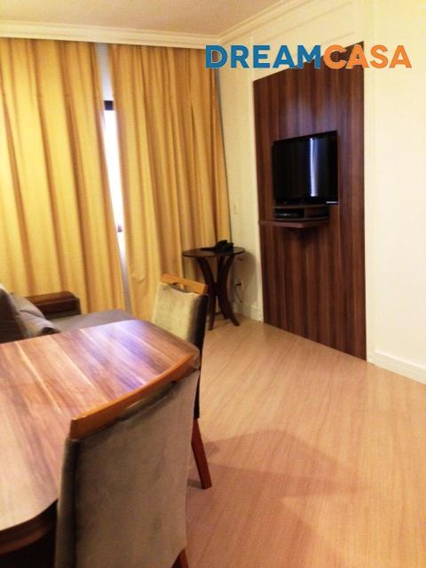 Flat 1 Dorm, Vila Olímpia, São Paulo (FL0130)