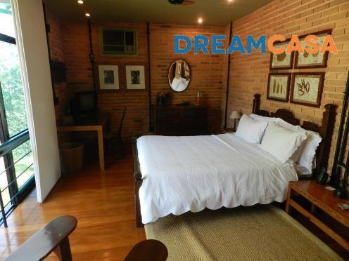 Casa 5 Dorm, Barra da Tijuca, Rio de Janeiro (CA2038) - Foto 4