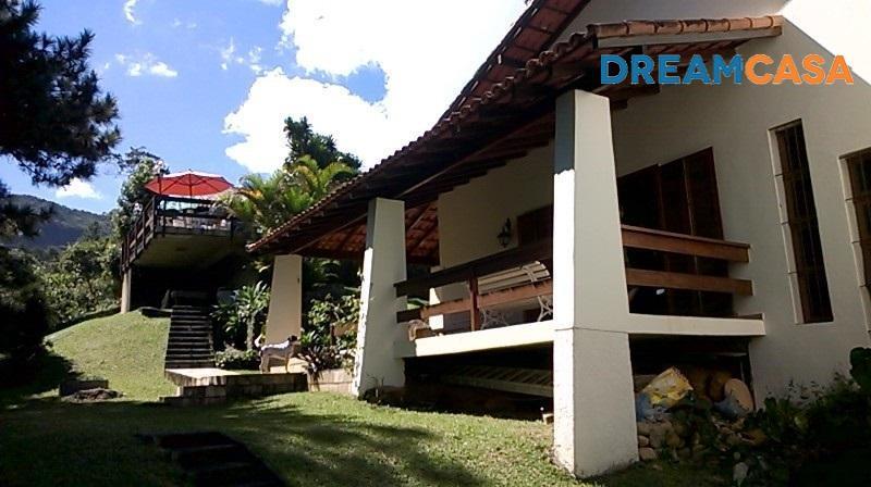 Casa 5 Dorm, Centro, Petropolis (CA2053)