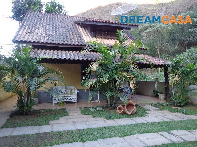 Casa 2 Dorm, Fazenda Inglesa, Petropolis (CA2065)