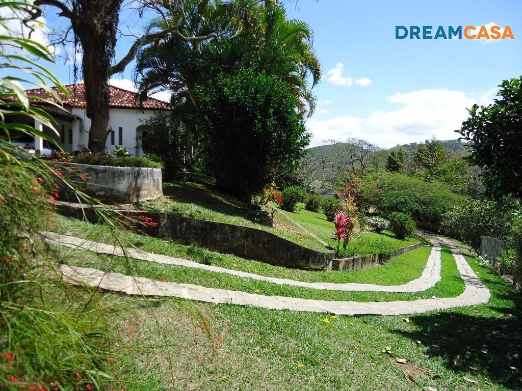 Chácara 5 Dorm, Centro, Três Rios (CH0042)
