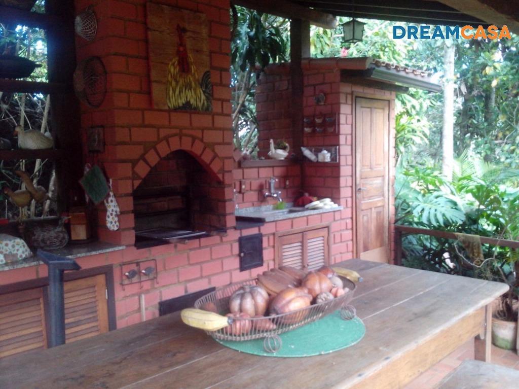 Casa 4 Dorm, Araras, Petropolis (CA2071) - Foto 3