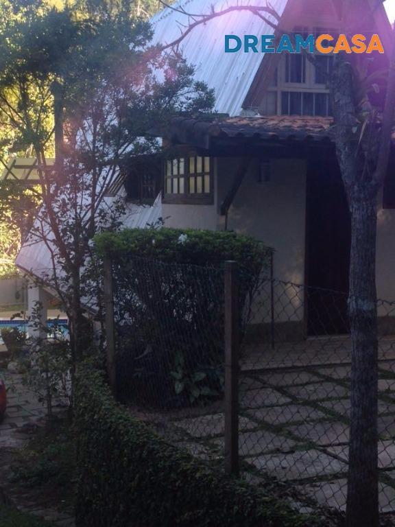 Casa 3 Dorm, Araras, Petropolis (CA2072)