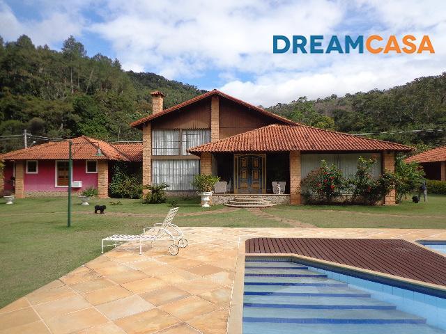 Casa 4 Dorm, Pedro do Rio, Petropolis (CA2075) - Foto 2