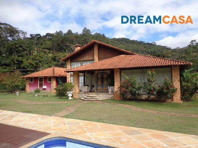 Casa 4 Dorm, Pedro do Rio, Petropolis (CA2075) - Foto 3