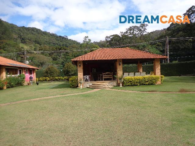 Casa 4 Dorm, Pedro do Rio, Petropolis (CA2075) - Foto 5