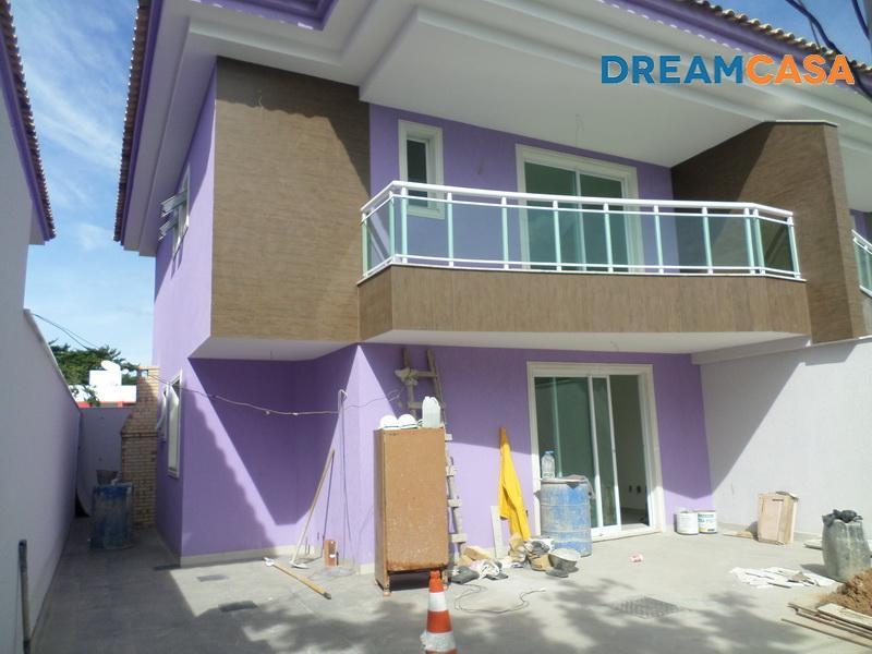Casa 3 Dorm, Palmeiras, Cabo Frio (CA2078)