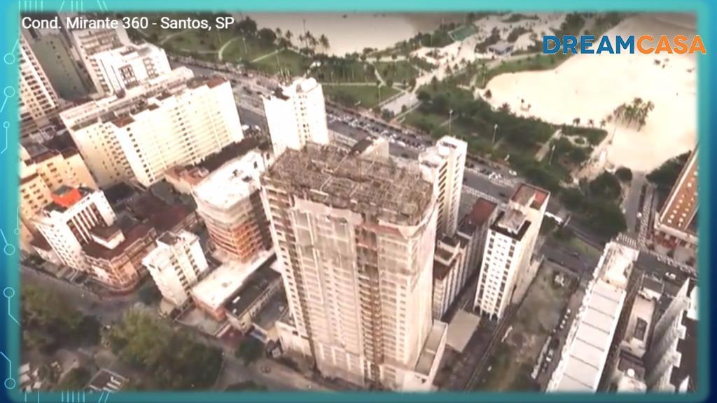 Apto 2 Dorm, José Menino, Santos (AP4768)