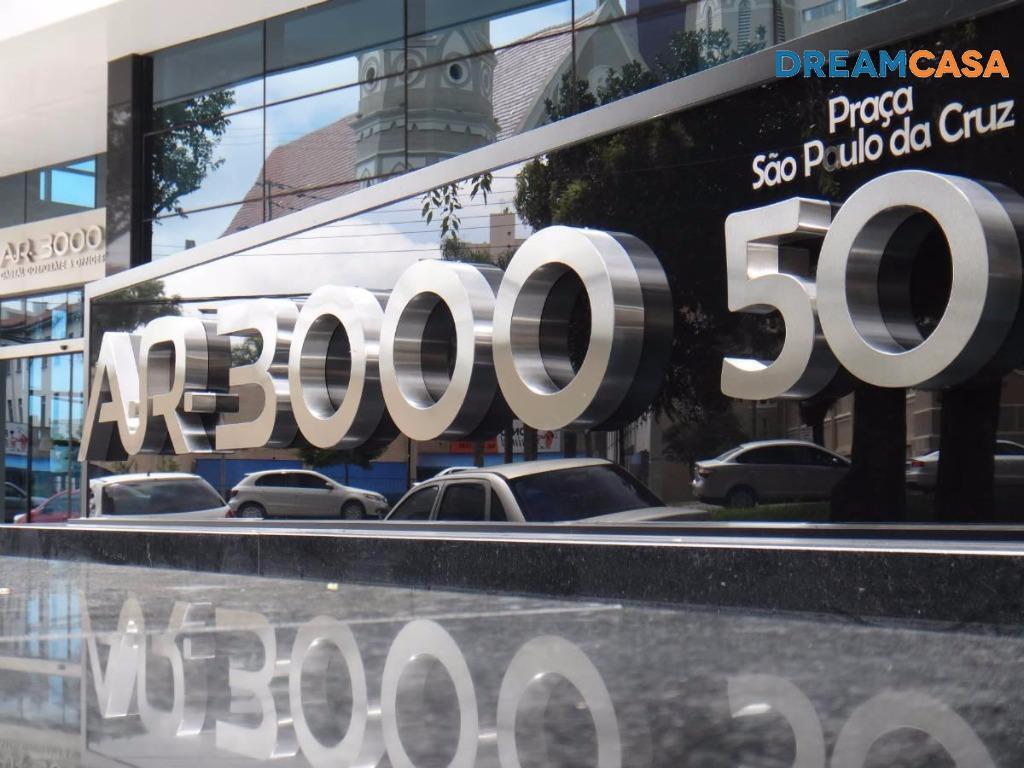 Rede Dreamcasa - Sala, Cabral, Curitiba (SA0292) - Foto 2