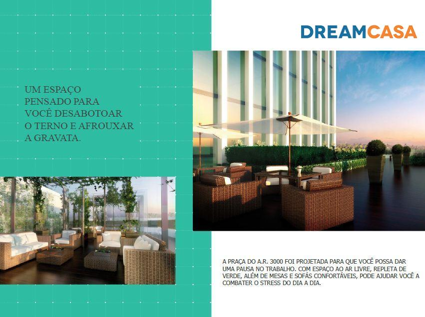 Rede Dreamcasa - Sala, Cabral, Curitiba (SA0292) - Foto 4
