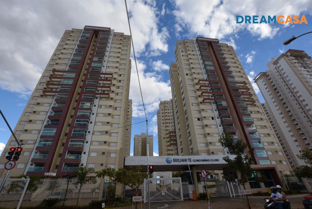 Apto 3 Dorm, Residencial Eldorado, Goiânia (AP4827)