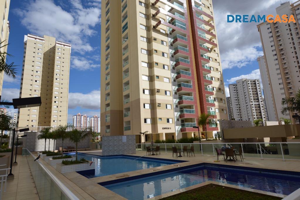 Apto 3 Dorm, Residencial Eldorado, Goiânia (AP4843)