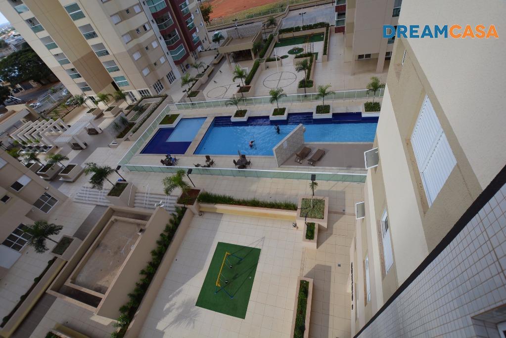 Apto 3 Dorm, Residencial Eldorado, Goiânia (AP4843) - Foto 2