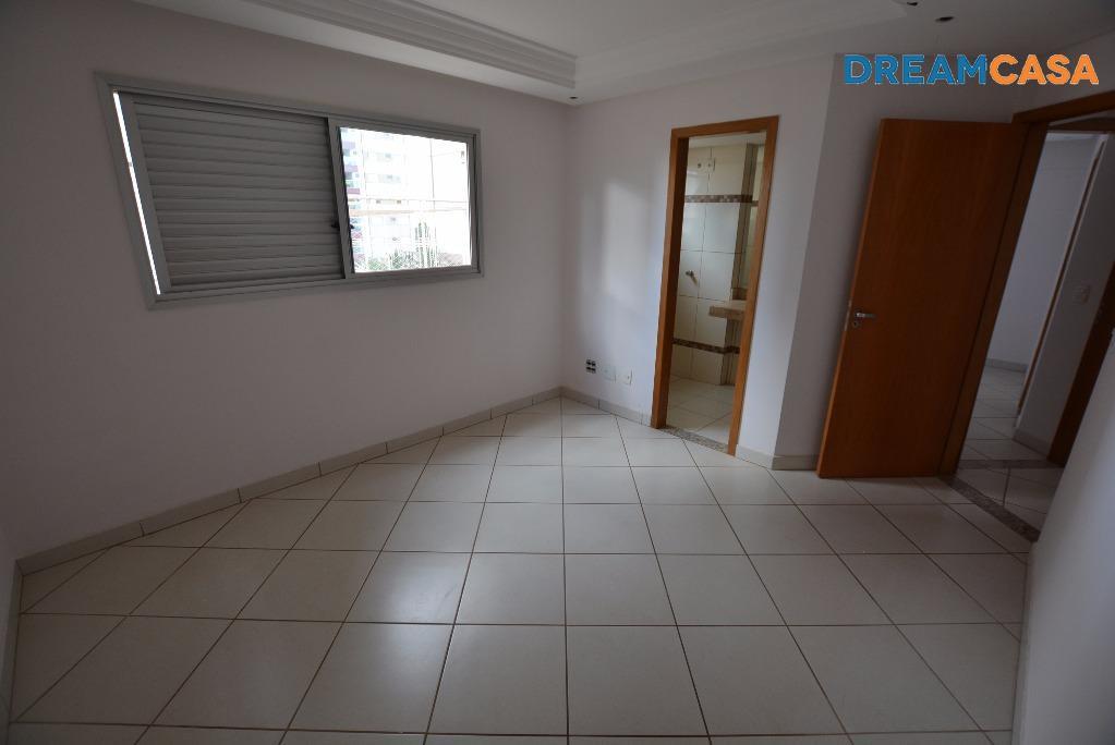 Apto 3 Dorm, Residencial Eldorado, Goiânia (AP4852)