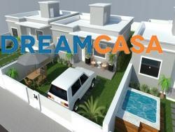 Casa 2 Dorm, Recanto do Sol, São Pedro da Aldeia (CA2120)