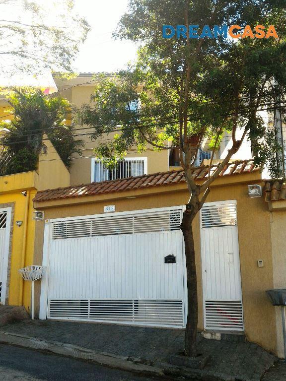 Casa 3 Dorm, Vila Nivi, São Paulo (SO0262)
