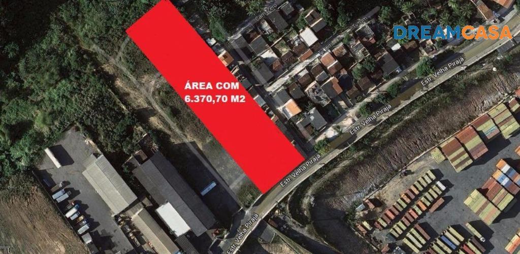 Imóvel: Terreno, Campinas de Pirajá, Salvador (TE0475)