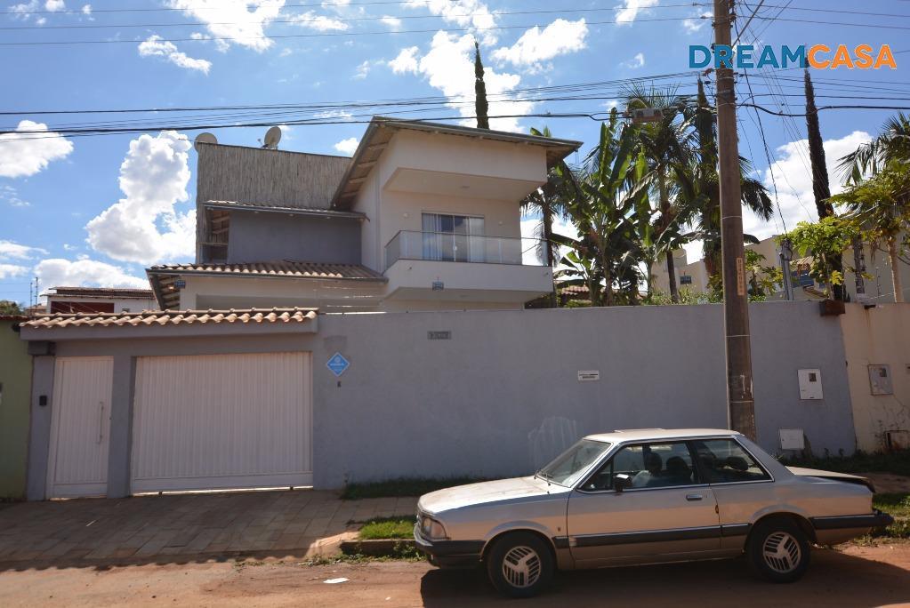 Imóvel: Casa 3 Dorm, Setor Gentil Meireles, Goiânia (SO0265)
