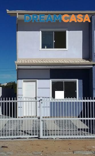 Casa 2 Dorm, Rio Vermelho, Florianópolis (CA2182)
