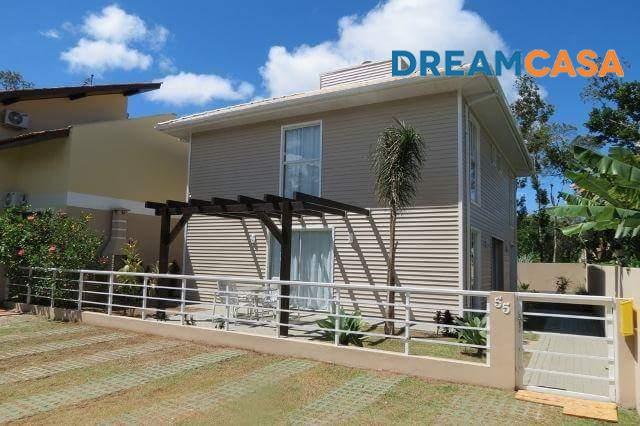 Casa 3 Dorm, Canto Grande, Bombinhas (CA2190)