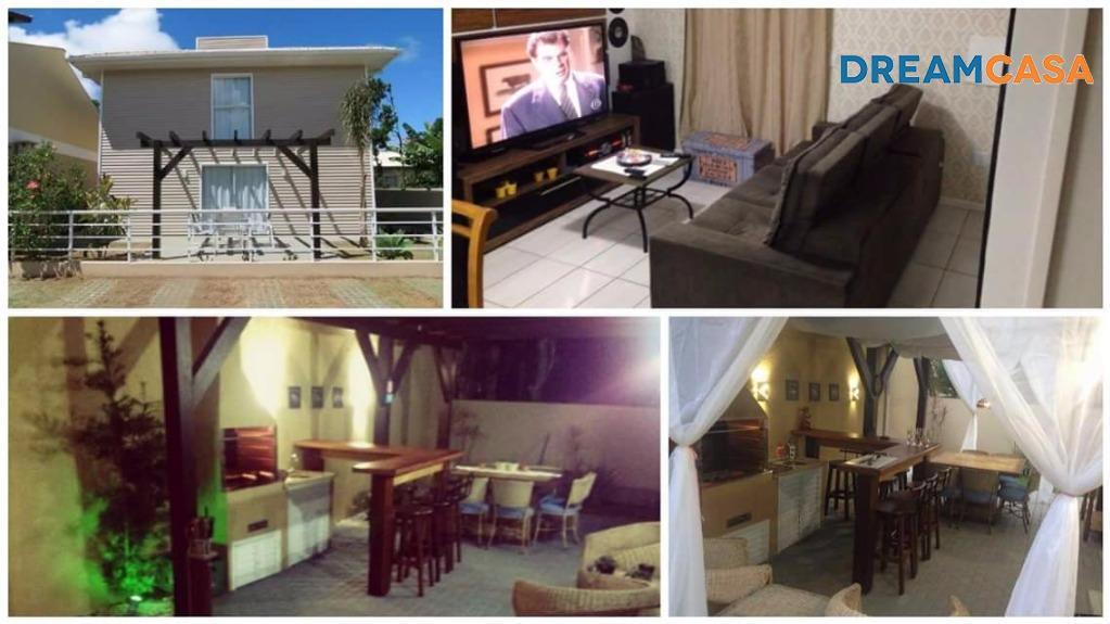 Casa 3 Dorm, Canto Grande, Bombinhas (CA2190) - Foto 2