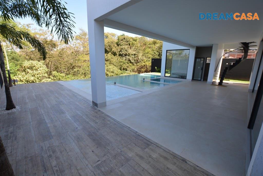 Casa 4 Dorm, Condomínio do Lago, Goiânia (SO0276)
