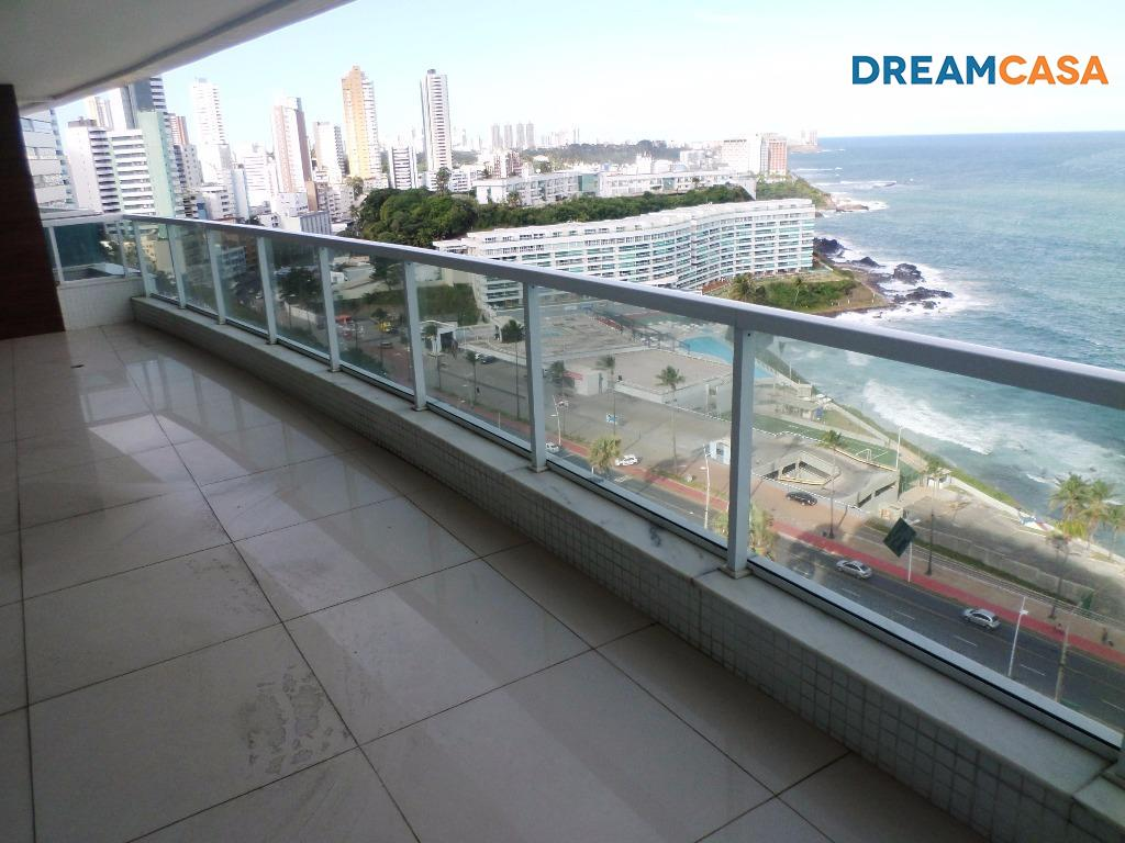 Cobertura 4 Dorm, Barra, Salvador (CO0354)