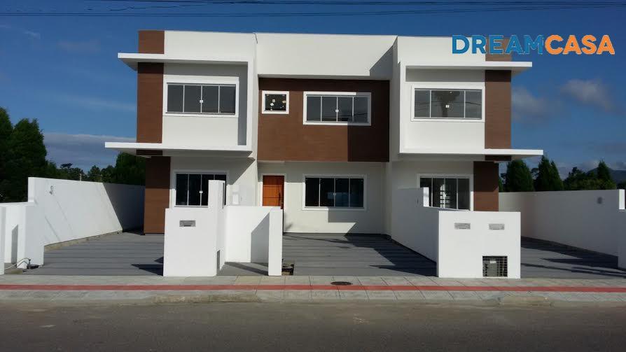 Casa 2 Dorm, Rio Vermelho, Florianópolis (CA2280)
