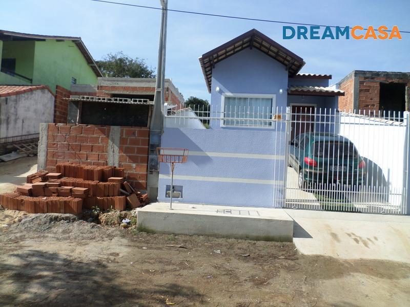 Casa 2 Dorm, Balneário das Conchas (CA2315)