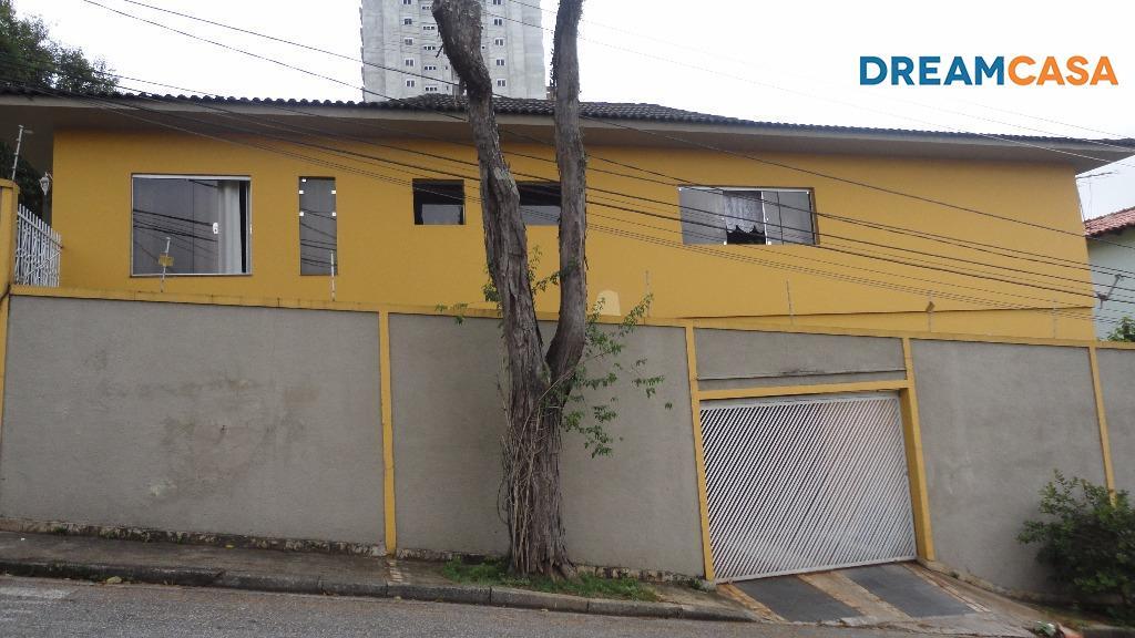 Casa 3 Dorm, Vila Alice, Santo André (CA2348)