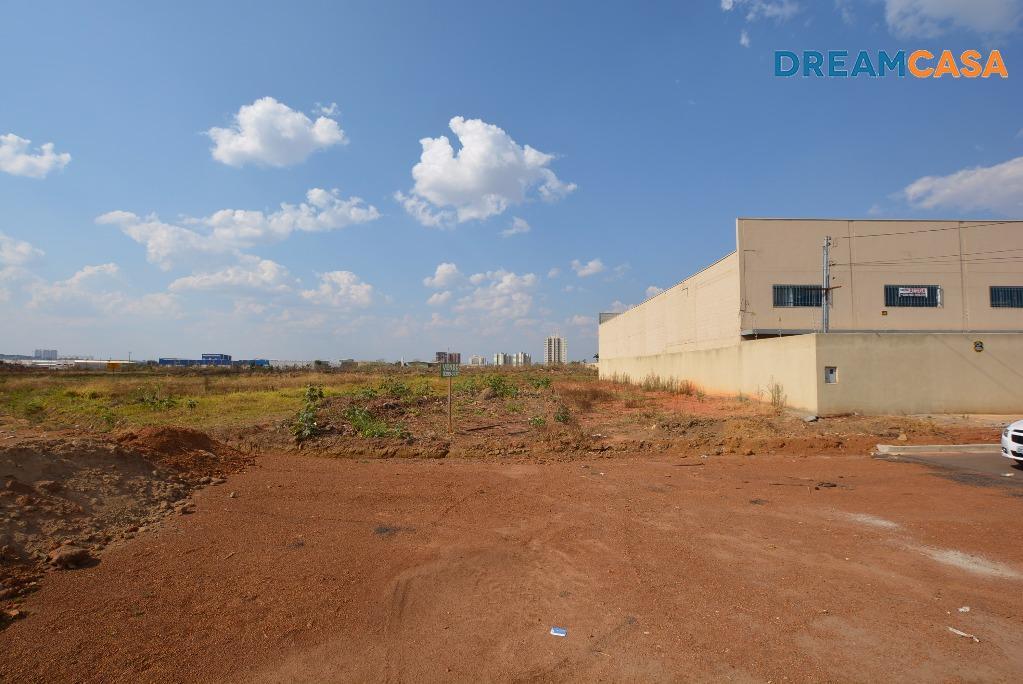 Terreno, Parque Oeste Industrial, Goiânia (AR0042)