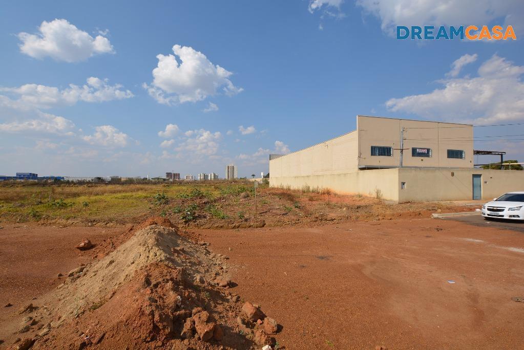 Terreno, Parque Oeste Industrial, Goiânia (AR0042) - Foto 2
