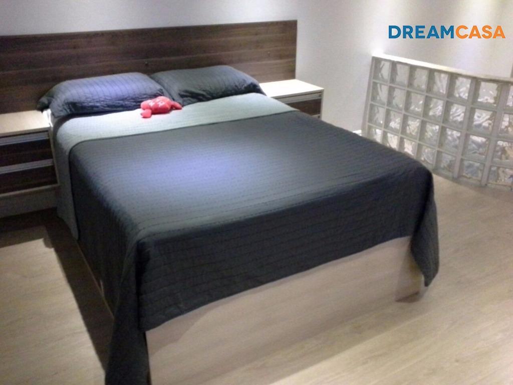 Apto 2 Dorm, Centro, São Vicente (AD0088) - Foto 4