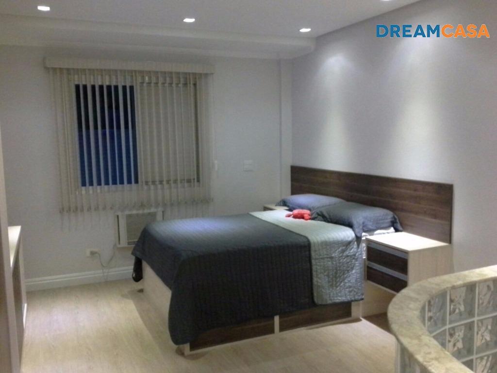 Apto 2 Dorm, Centro, São Vicente (AD0088) - Foto 5