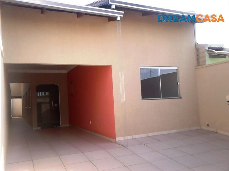 Casa 3 Dorm, Moinho dos Ventos, Goiânia (CA2358)