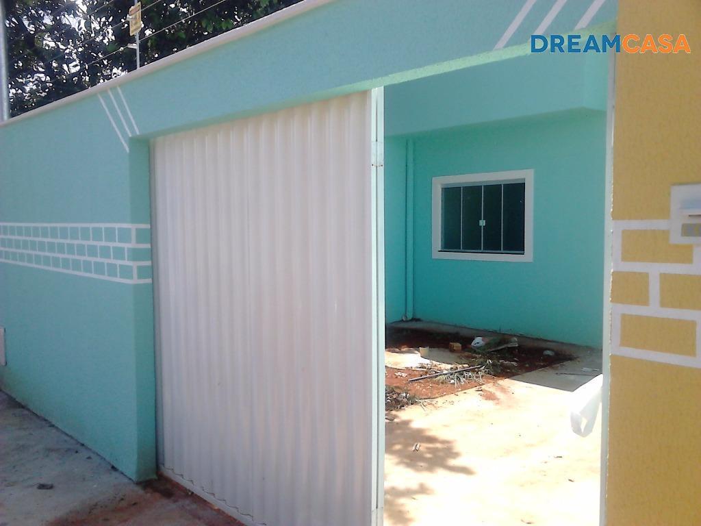 Rede Dreamcasa - Casa 2 Dorm, Setor Serra Dourada - Foto 2