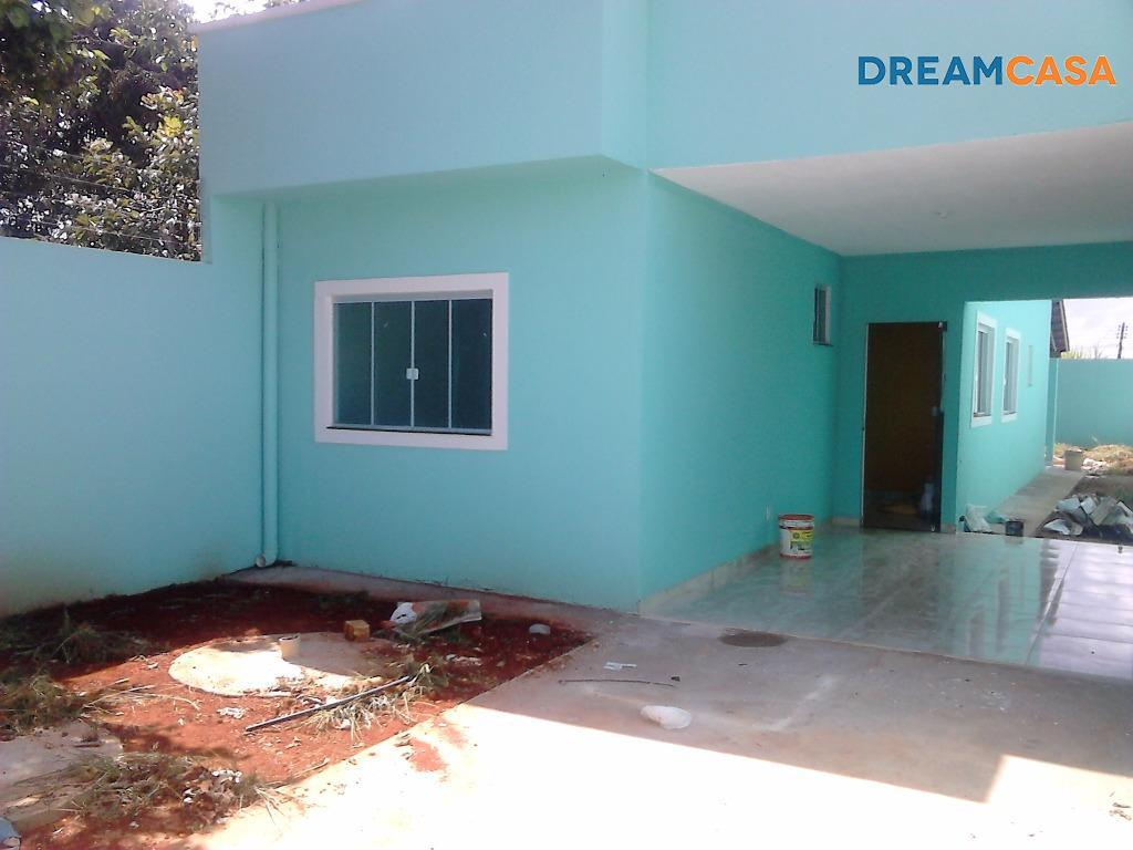 Rede Dreamcasa - Casa 2 Dorm, Setor Serra Dourada