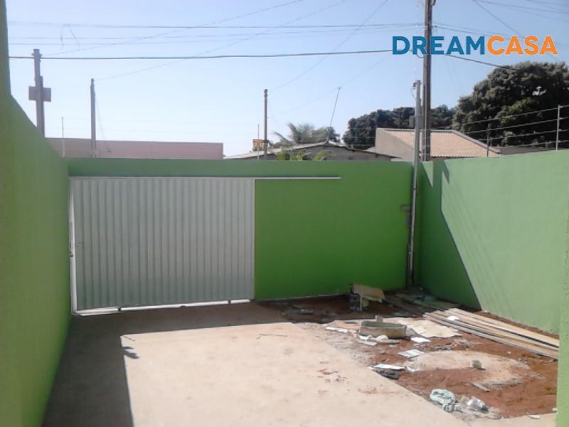 Casa 1 Dorm, Setor Serra Dourada, Aparecida de Goiania (CA2375) - Foto 5